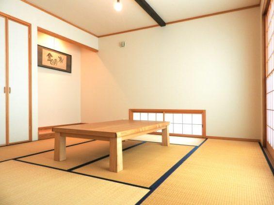 注文住宅に作る和室の収納