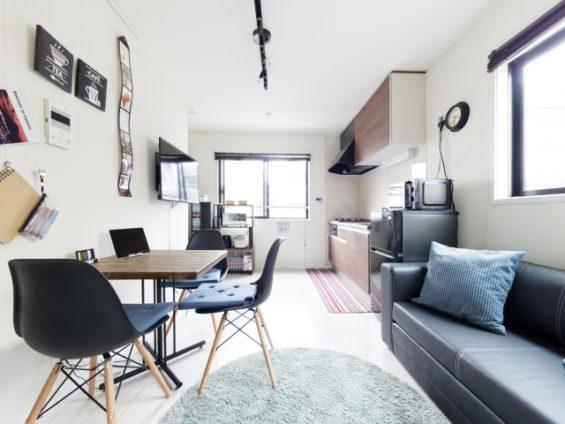 狭小住宅でつくる快適な空間